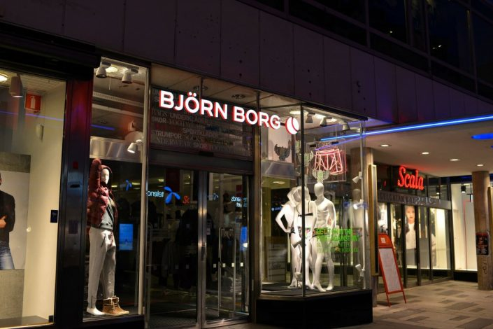 Björn Borg Sergelgatan LPFLEX